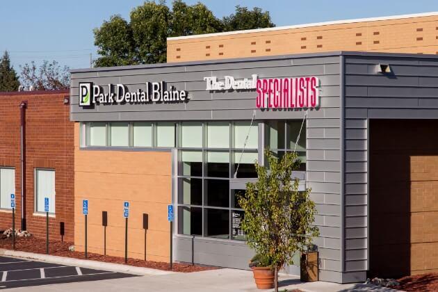 blaine dentist park dental blaine