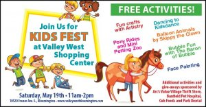 Park Dental Kidsfest in Bloomington, MN