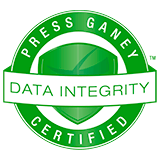 Press Ganey Certification seal